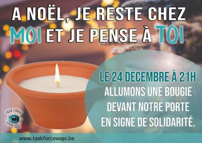 Task Force Wapi - Noël solidaire