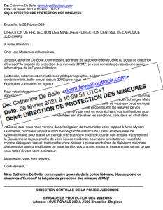 CDB phishing