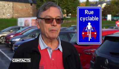 Contacts: Rue scolaire et rue cyclable