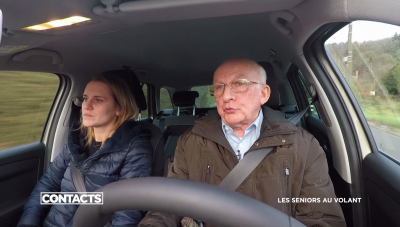 Contacts: Les seniors au volant